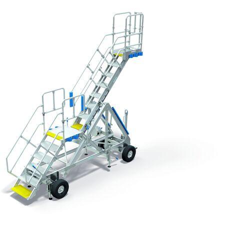 Трап для обслуживания двигателей (UCAS)— исполнение XL #1