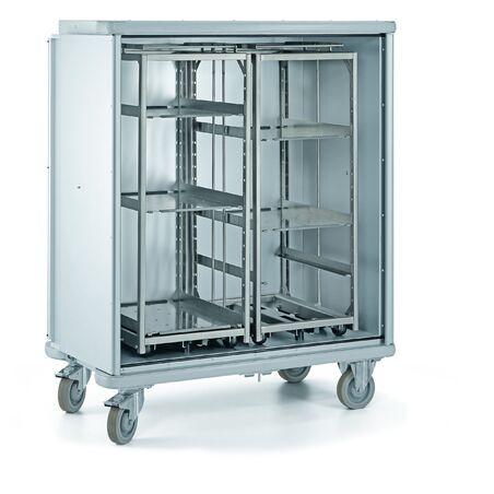 Передвижной шкаф «2 в 1» W 105 N (6 STE) #1