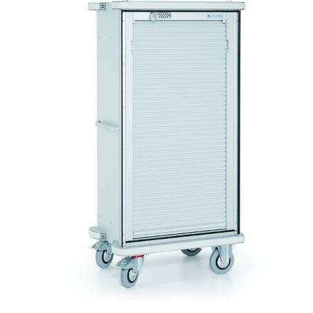 Модульный шкаф на колесах W 105 N с рольставнями #1