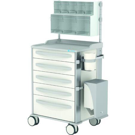 Модульная медицинская тележка-органайзер (MPO) для средств анестезии, тип 1 #1