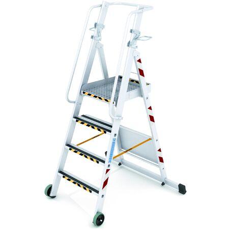 Топливозаправочная лестница Zarges 3 ступени #1