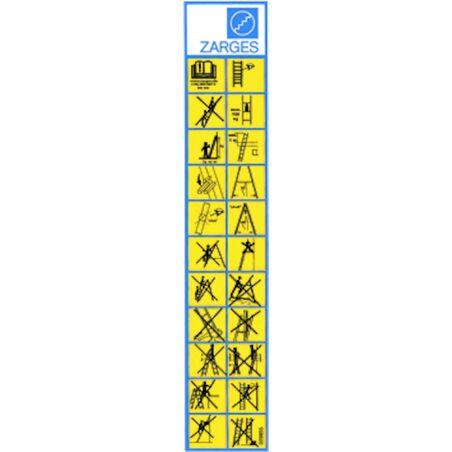 Табличка с указаниями #1