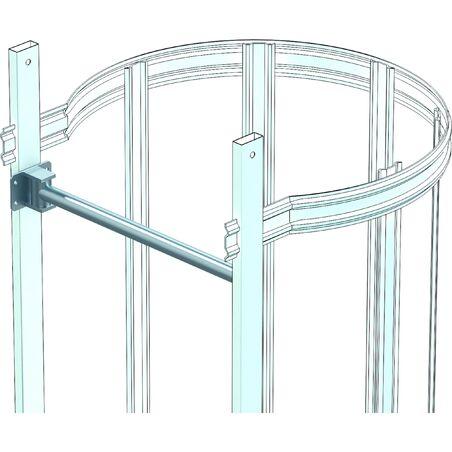 Предохранительный барьер, запираемый под действием силы тяжести #1
