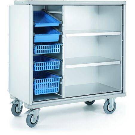 Складской шкаф на колесах W 105 N #1