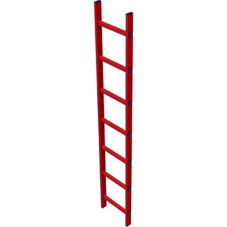 Колодезная лестница, стеклопластик, 300 мм ширина в свету #1