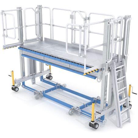 Передняя рабочая платформа с регулировкой по высоте #1