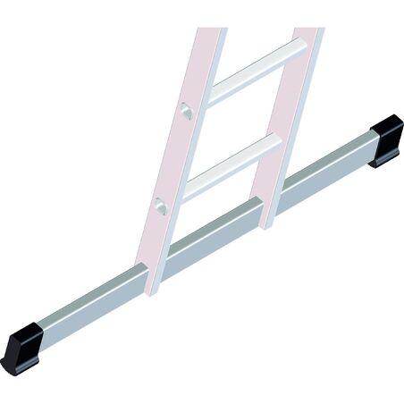 Пристройка поперечной трубы - добавляет устойчивости для вашей лестницы #1