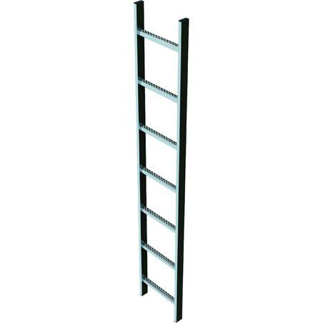 Колодезные лестницы из нержавеющей стали V4A (1.4571) #1